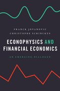 Cover for Econophysics and Financial Economics - 9780190205034
