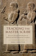 Cover for Tracking the Master Scribe