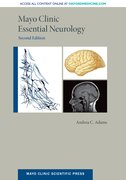 Cover for Mayo Clinic Essential Neurology - 9780190206895