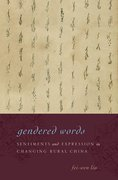 Cover for Gendered Words