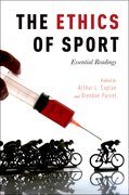 Cover for The Ethics of Sport - 9780190210991