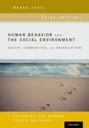 Cover for Human Behavior and the Social Environment, Macro Level - 9780190211066