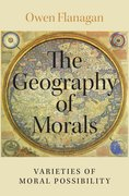 Cover for The Geography of Morals
