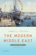 Cover for The Modern Middle East