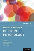Cover for Handbook of Advances in Culture and Psychology, Volume 5