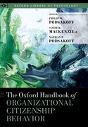 Cover for The Oxford Handbook of Organizational Citizenship Behavior - 9780190219000