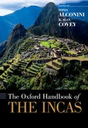 Cover for The Oxford Handbook of the Incas