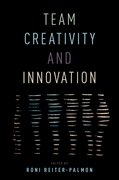Cover for Team Creativity and Innovation