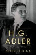 Cover for H. G. Adler - 9780190222383