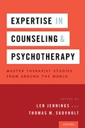 Cover for Expertise in Counseling and Psychotherapy