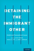 Cover for Detaining the Immigrant Other