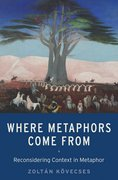 Cover for Where Metaphors Come From