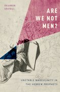 Cover for Are We Not Men? - 9780190227364