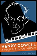 Cover for Henry Cowell