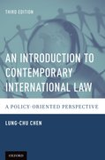 Cover for An Introduction to Contemporary International Law
