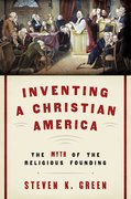 Cover for Inventing a Christian America