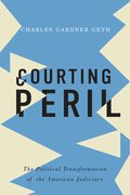 Cover for Courting Peril