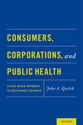 Cover for Consumers, Corporations, and Public Health