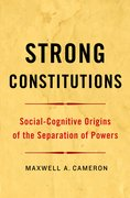 Cover for Strong Constitutions