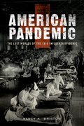 Cover for American Pandemic