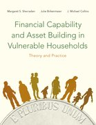 Cover for Financial Capability and Asset Building in Vulnerable Households - 9780190238568