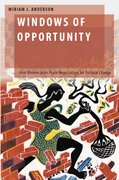 Cover for Windows of Opportunity