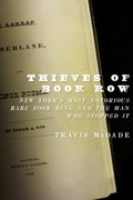 Cover for Thieves of Book Row