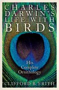 Cover for Charles Darwin's Life With Birds - 9780190240233