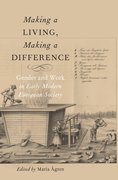 Cover for Making a Living, Making a Difference