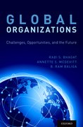 Cover for Global Organizations - 9780190241490