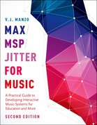 Cover for Max/MSP/Jitter for Music