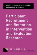 Cover for Participant Recruitment and Retention in Intervention and Evaluation Research