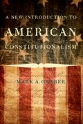 Cover for A New Introduction to American Constitutionalism