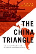 Cover for The China Triangle