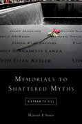 Cover for Memorials to Shattered Myths