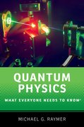 Cover for Quantum Physics
