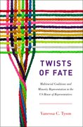 Cover for Twists of Fate