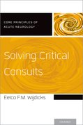 Cover for Solving Critical Consults