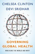 Cover for Governing Global Health - 9780190253271