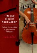 Cover for Teaching Healthy Musicianship