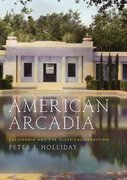 Cover for American Arcadia