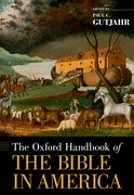Cover for The Oxford Handbook of the Bible in America