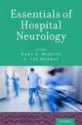 Cover for Essentials of Hospital Neurology - 9780190259419