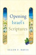 Cover for Opening Israel