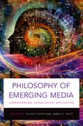Cover for Philosophy of Emerging Media