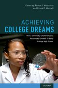 Cover for Achieving College Dreams