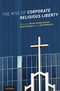Cover for The Rise of Corporate Religious Liberty