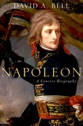 Cover for Napoleon: A Concise Biography