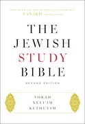 Cover for The Jewish Study Bible