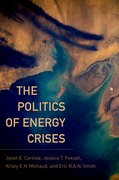 Cover for The Politics of Energy Crises